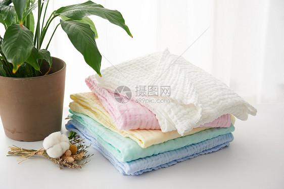 母婴用品毛巾浴巾图片