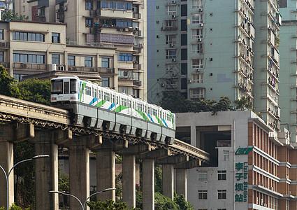 重庆市轨道交通李子坝站图片