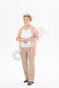 老年奶奶形象图片