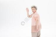 老年人奶奶形象图片