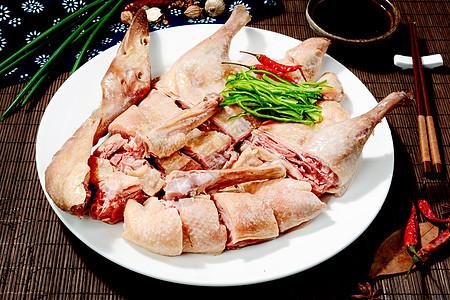 鸭肉鹅肉图片
