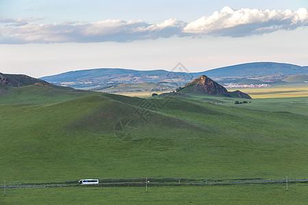 内蒙古自治区赤峰市克什克腾旗乌兰布统旅行图片