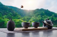 茶与饮食健康500992729图片
