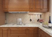 欧式复古厨房效果图图片