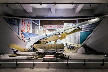 中国革命军事博物馆的中国导弹图片