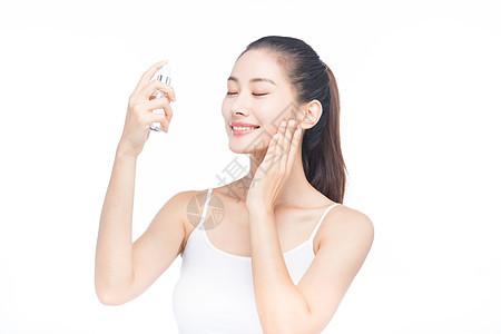 护肤补水保湿图片