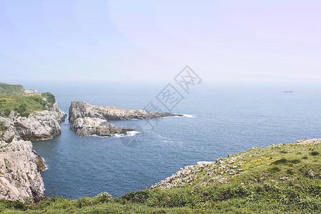 浙江宁波象山渔山列岛图片