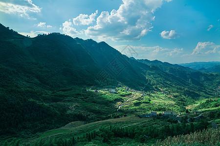 黑山谷图片