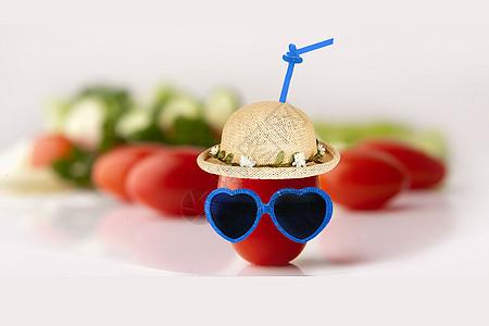 蔬菜创意图图片