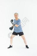 老年人运动锻炼图片