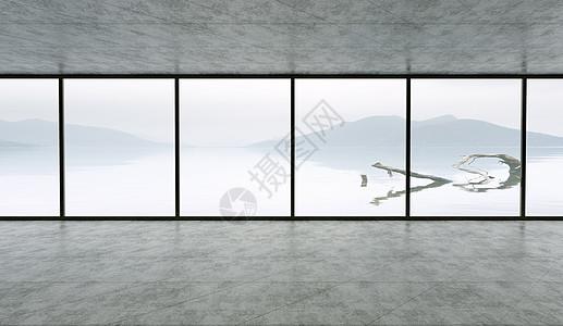 建筑室内空间图片