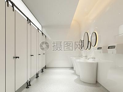 公共卫生间图片