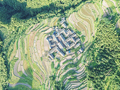 华东最后的香格里拉台州公盂村图片