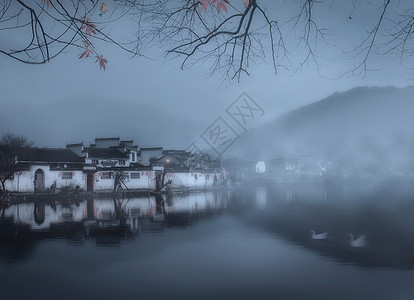 画里宏村picture