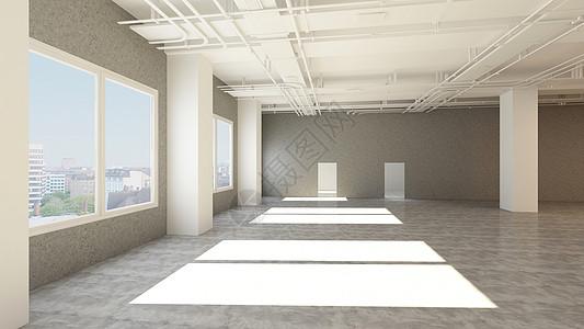 室内大空间图片