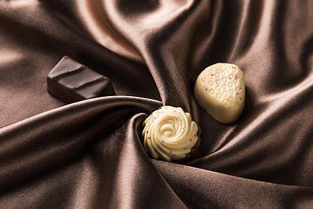 七夕丝滑巧克力图片