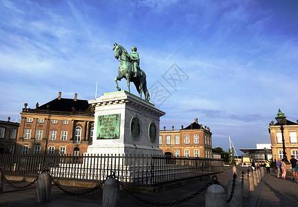 丹麦阿美琳堡宫图片