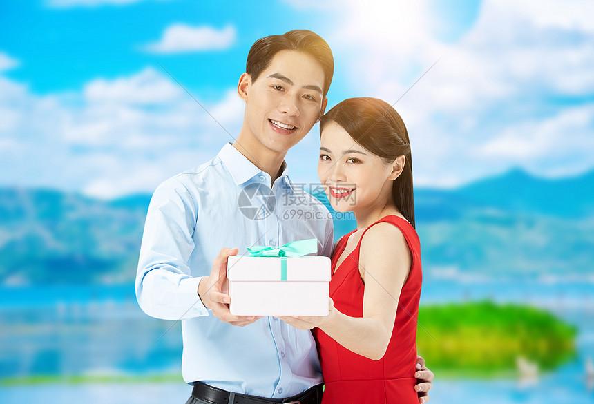七夕浪漫礼物图片