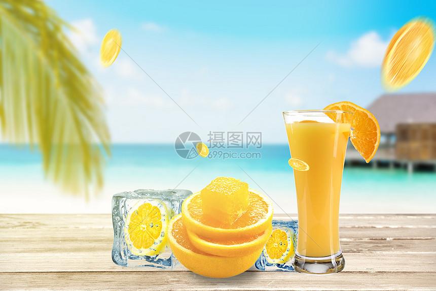 水果柠檬图片