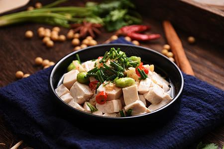农家豆腐图片