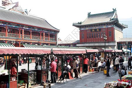 天津古文化街图片