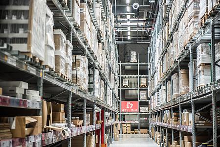 大型仓库内部图片