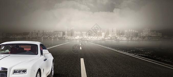 汽车场景图片