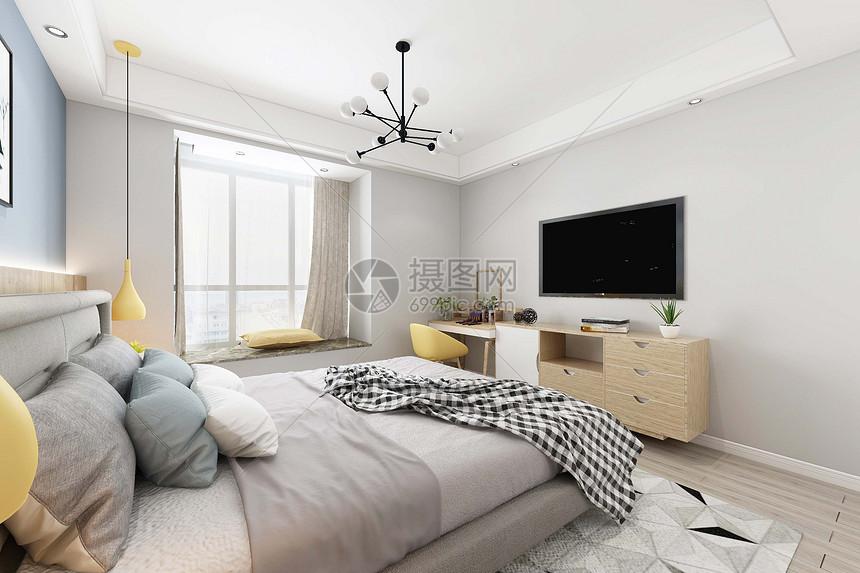 温馨的卧室图片