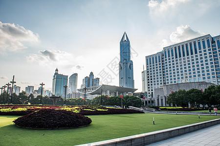 人民广场图片