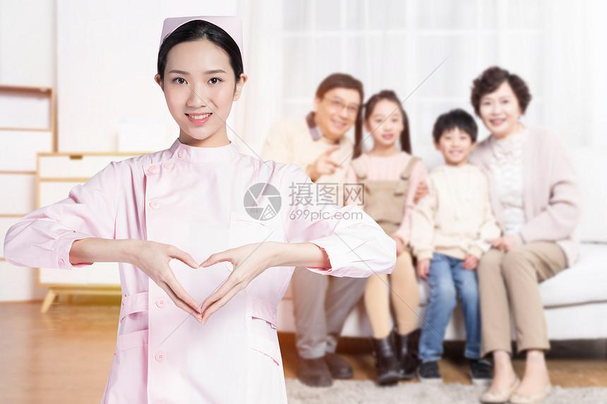 关爱家庭健康图片