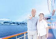 老年人旅游图片