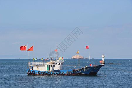 浙江象山渔港图片