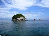 哥斯达黎加风光龟背岛图片