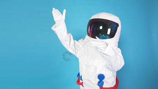 儿童穿太空服图片