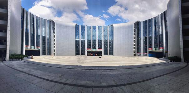进博会展馆上海国家会展中心图片