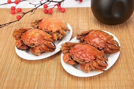 螃蟹大闸蟹图片