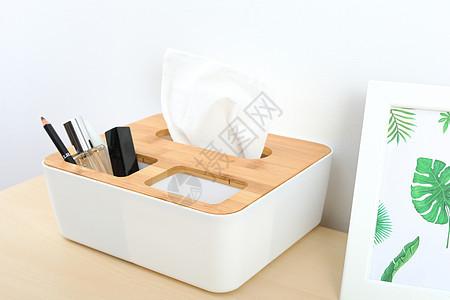 现代北欧抽纸盒图片