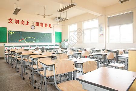 空教室图片