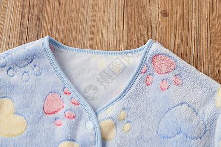 宝宝加绒上衣图片