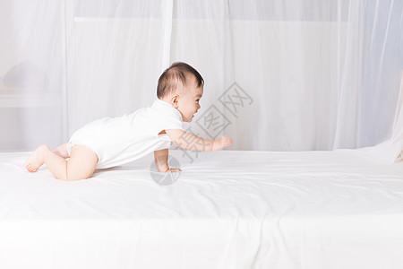 婴儿玩耍图片