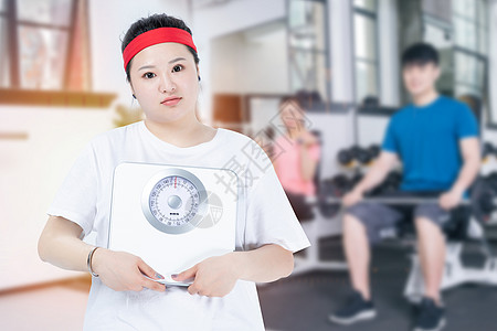 运动减肥图片