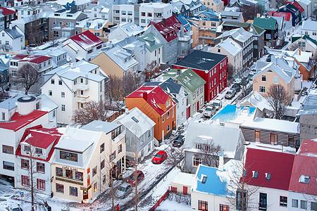 冰岛雷克雅未克风光图片