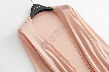 女士长款防晒衣图片