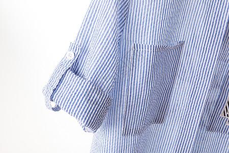 女士长袖衬衣图片