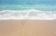 越南芽庄海边沙滩图片