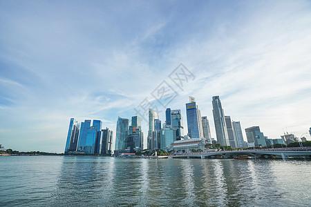 新加坡城市建设风光照片图片