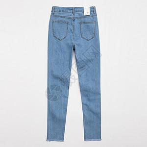 女士加厚牛仔裤图片