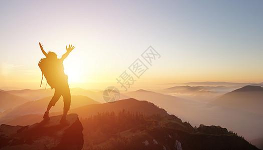 登山者 图片