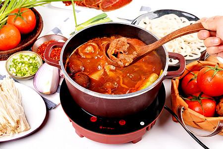 番茄锅图片