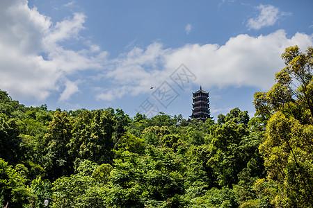 都江堰风景图片